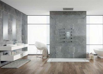 Baño con plato de ducha Strato
