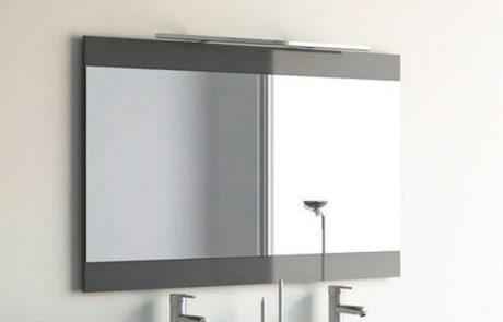 espejo corfu 120 gris mate