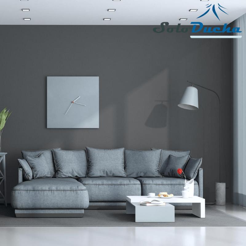 Interiorismo gris