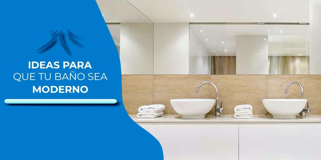 Reformas para un cuarto de baño moderno en Alicante