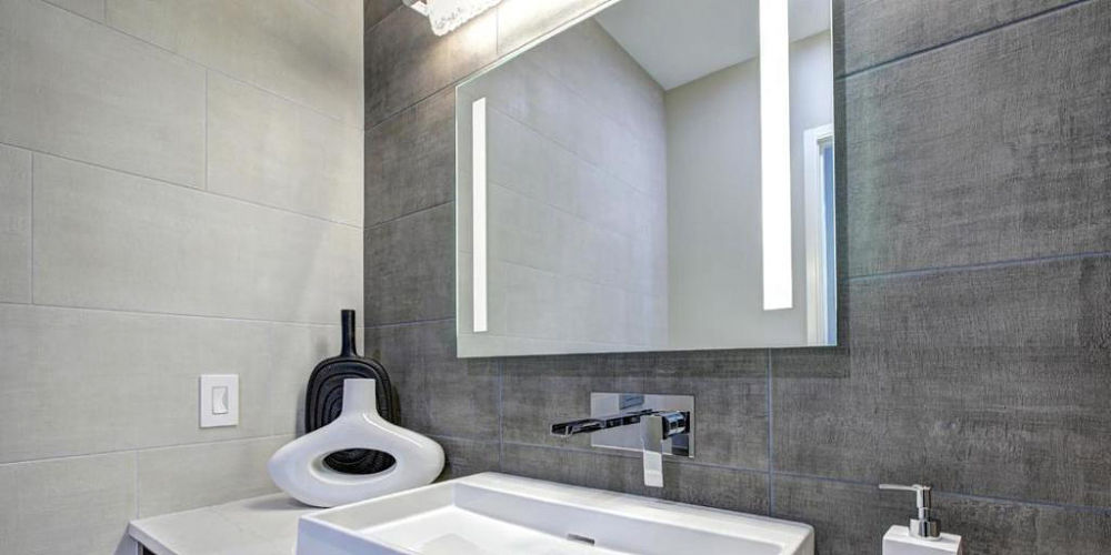 Un cuarto de baño luminoso - SoloDucha